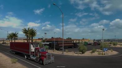 Путевые заметки. Новые дороги в American Truck Simulator и Euro Truck Simulator 2!