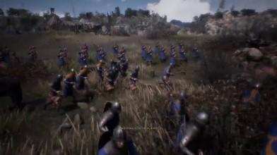 Полчаса геймплея за англосаксов Ancestors Legacy