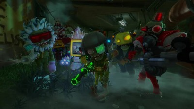 "Plants vs. Zombies: Garden Warfare ""Релизный трейлер"""