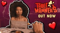 Состоялся выход безумного симулятора свиданий - Table Manners