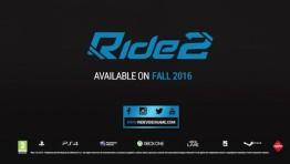Milestone анонсировала продолжение Ride