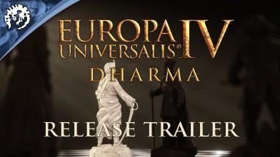 Для глобальной стратегии Europa Universalis 4 вышло дополнение Dharma