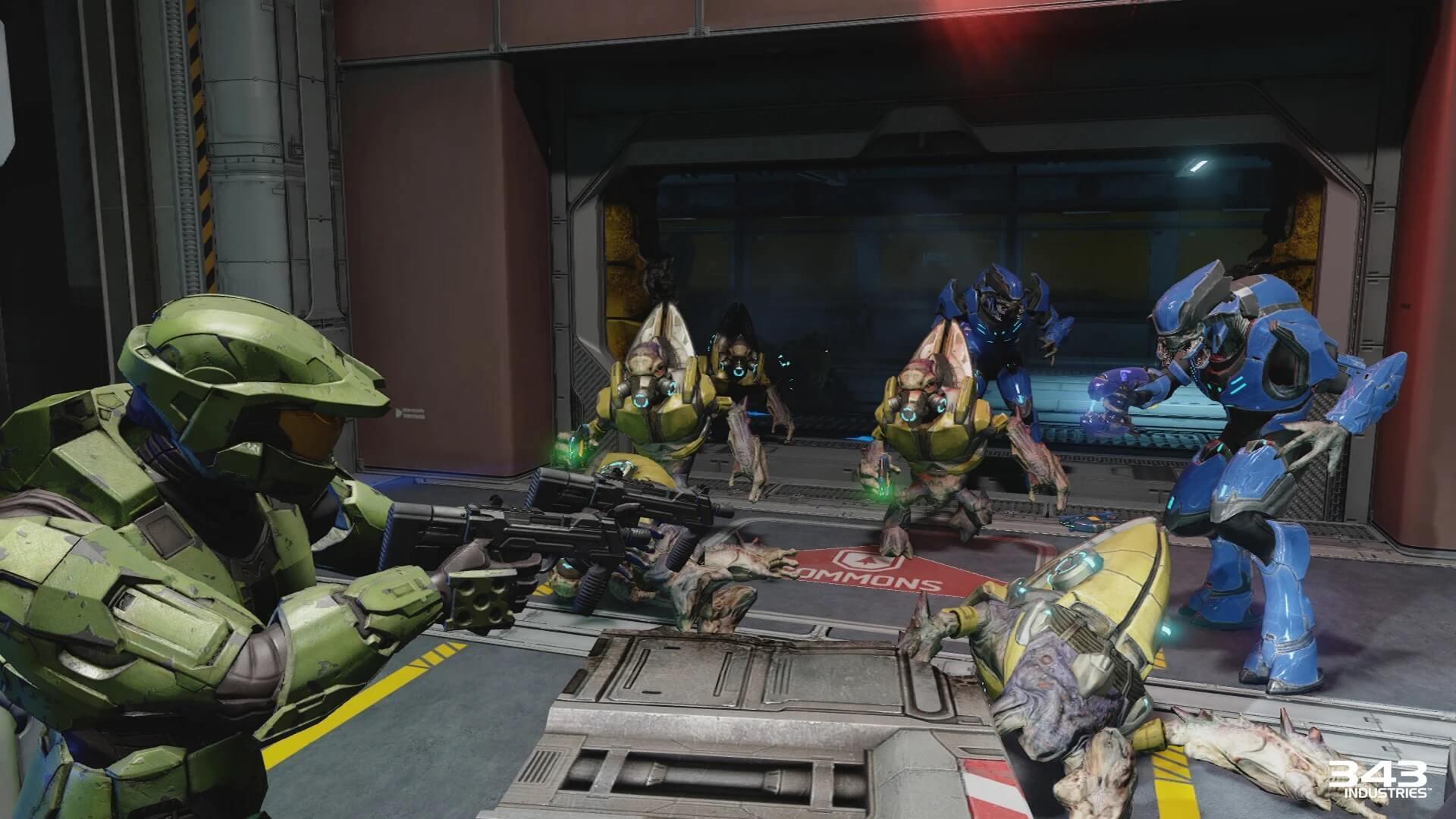 Halo 2: Anniversary официально выйдет на ПК 12 мая