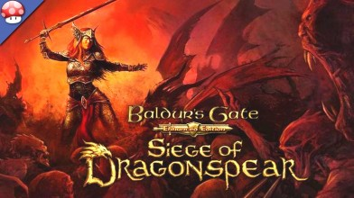 Мобильная версия Baldur's Gate: Siege of Dragonspear выйдет в марте