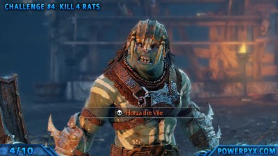 "Middle-earth: Shadow of Mordor ""Туториал - все Hunting Challenges (Master of the Wilds Trophy)"""
