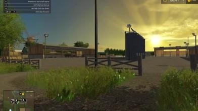 """Farming Simulator 15 """"Обзор карты Николаевка v.1.0. Финальный аккорд."""""""