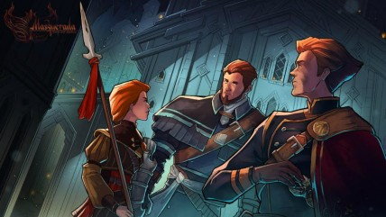 CG-трейлер Masquerada: Songs and Shadows