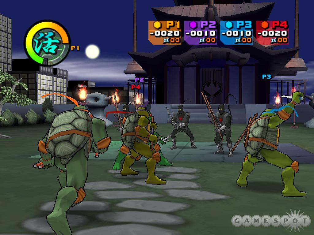 Teenage mutant ninja turtles 2 battle nexus скачать торрент на русском