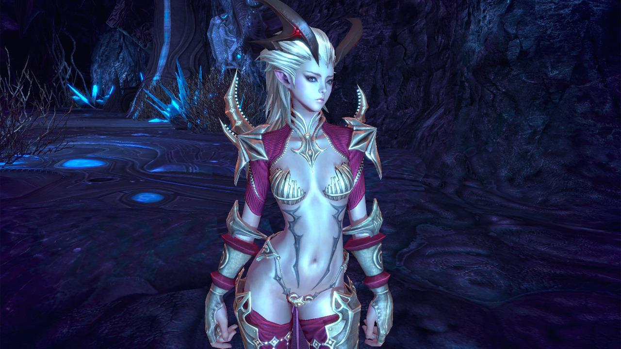 Darkelf nude nackt images