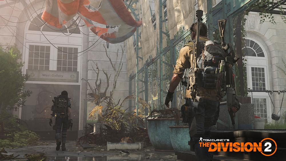 Новый трейлер демонстрирует графические возможности The Division 2