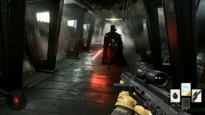 "Star Wars: Battlefront ""Кадры нового режима ""Разгром"""""