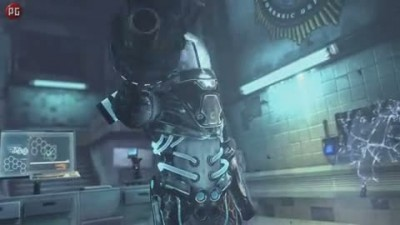 "Batman: Arkham City ""Трейлер Mr. Freeze"" Рус."