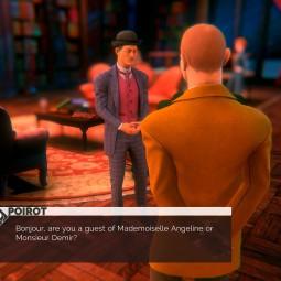 Анонсирована детективная приключенческая игра Agatha Christie - Hercule Poirot: The First Cases