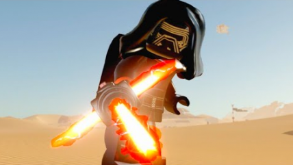 И вновь LEGO Star Wars: The Force Awakens на вершине британского топа