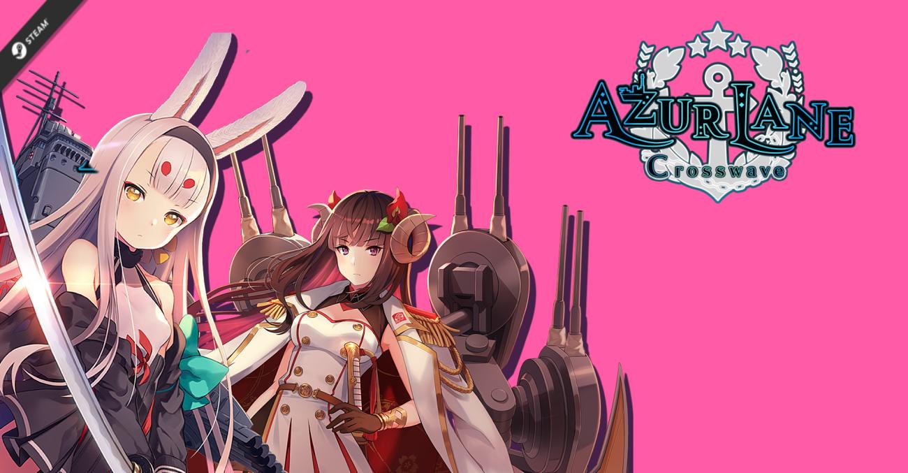В Steam стартовал предзаказ игры Azur Lane: Crosswave