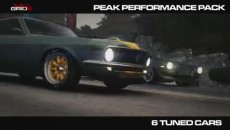 "GRID 2 ""Трейлер набора Peak Performance Pack"""
