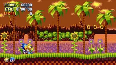 13 минут игрового процесса Sonic Mania Plus