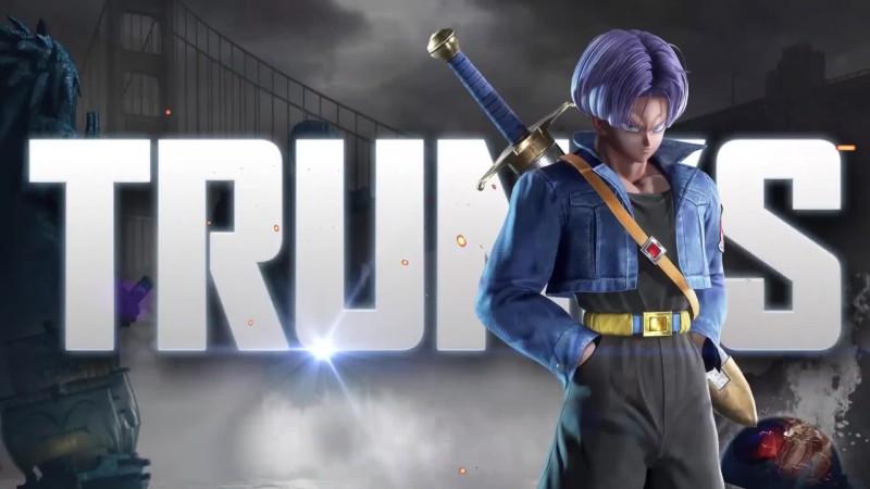 Jump Force - Трейлер персонажей