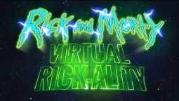 Состоялся релиз игры Rick and Morty: Virtual Rick-ality от Adult Swim Games