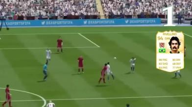 """FIFA 16 """"Лучшие голы за неделю"""""""