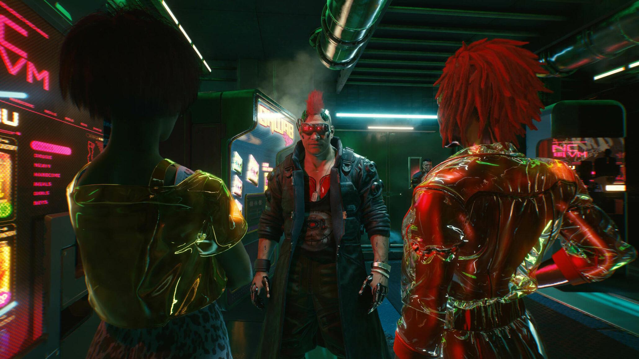 'Это очень большая конкуренция внутри нас самих с The Witcher 3' - разработчик Cyberpunk 2077