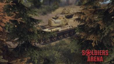 """""""Отцы"""" серии """"В тылу врага"""" показали геймплей Soldiers: Arena"""