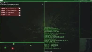 Геймплей Hacknet