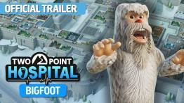 Дополнение Bigfoot для Two Point Hospital уже доступно