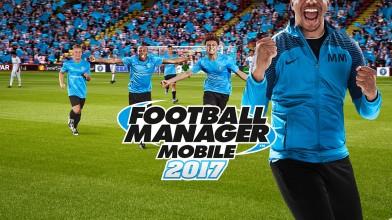 Релиз великолепного футбольного менеджера Football Manager Mobile 2017