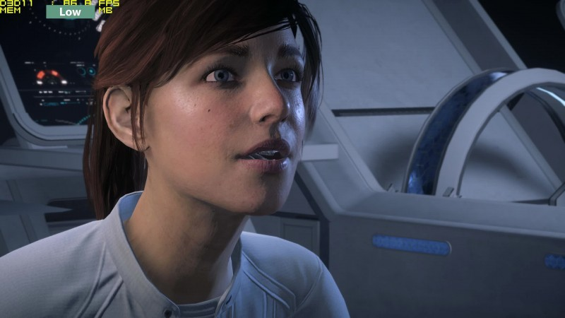 Mass Effect: Andromeda - Сравнение графики 4K PC Low vs. Medium vs. High vs. Max (Candyland)