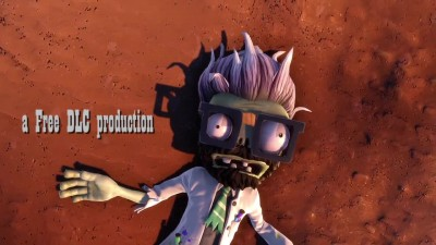 "Plants vs. Zombies: Garden Warfare ""Трейлер DLC Zomboss Down Pack"""