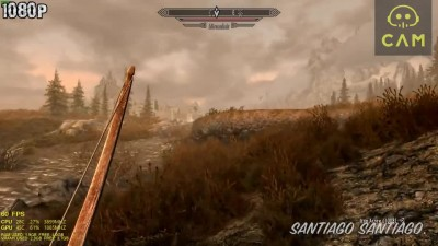 Skyrim Special Edition GTX 1060 - i5 (Simulated) - 1080p -1440p - 4K - Remastere
