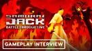 Новый геймплей Samurai Jack: Battle Through Time