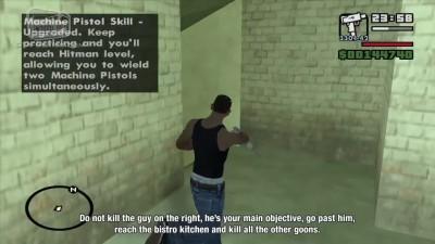 "GTA: SA ""Как попасть в Liberty City"""