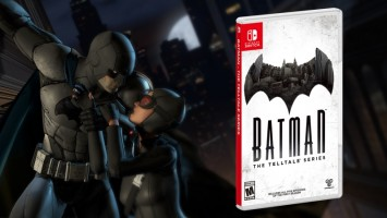 Объявлена дата выхода Batman: The Telltale Series на Nintendo Switch