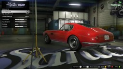 GTA Online - Grotti GT500 [The Doomsday Heist]