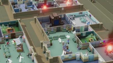 Two Point Hospital | Релизный трейлер | Строй, лечи, улучшай