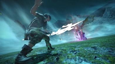 Трейлер кроссовера Final Fantasy 15 с Final Fantasy 14