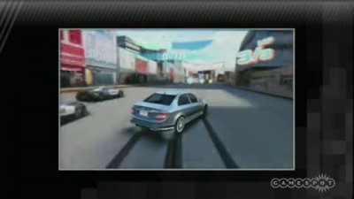 "Asphalt 3D ""San Francisco Gameplay Movie"""