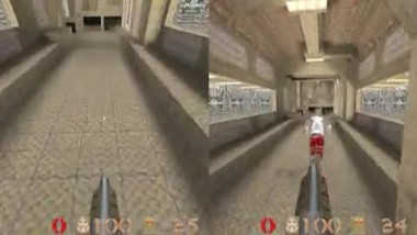 "Quake ""Quake done double Quick lite"""