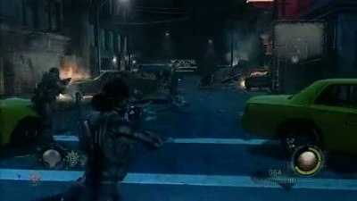 "Resident Evil: Operation Raccoon City ""Streets Gameplay"""