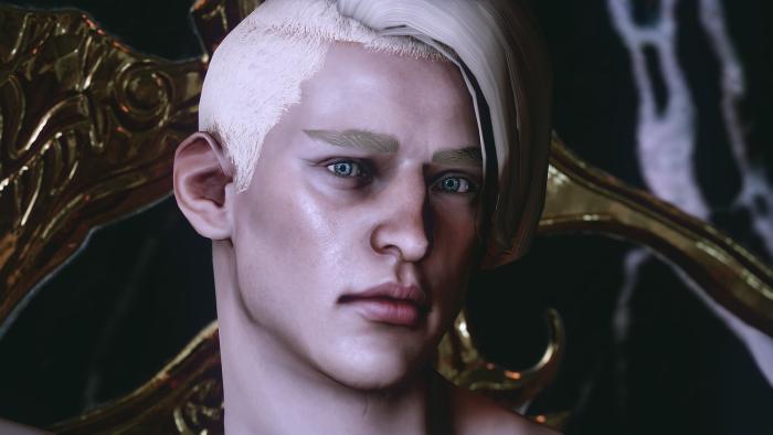 Dragon age лица причёски
