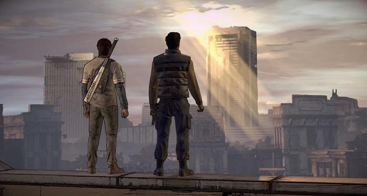 скачать игру The Walking Dead Season 3 все эпизоды - фото 7