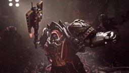 Space Hulk: Deathwing Enhanced Edition (2018) - русский трейлер 2 - VHSник