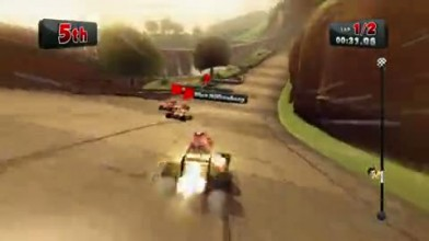 "F1 Race Stars ""Геймплей #3"""