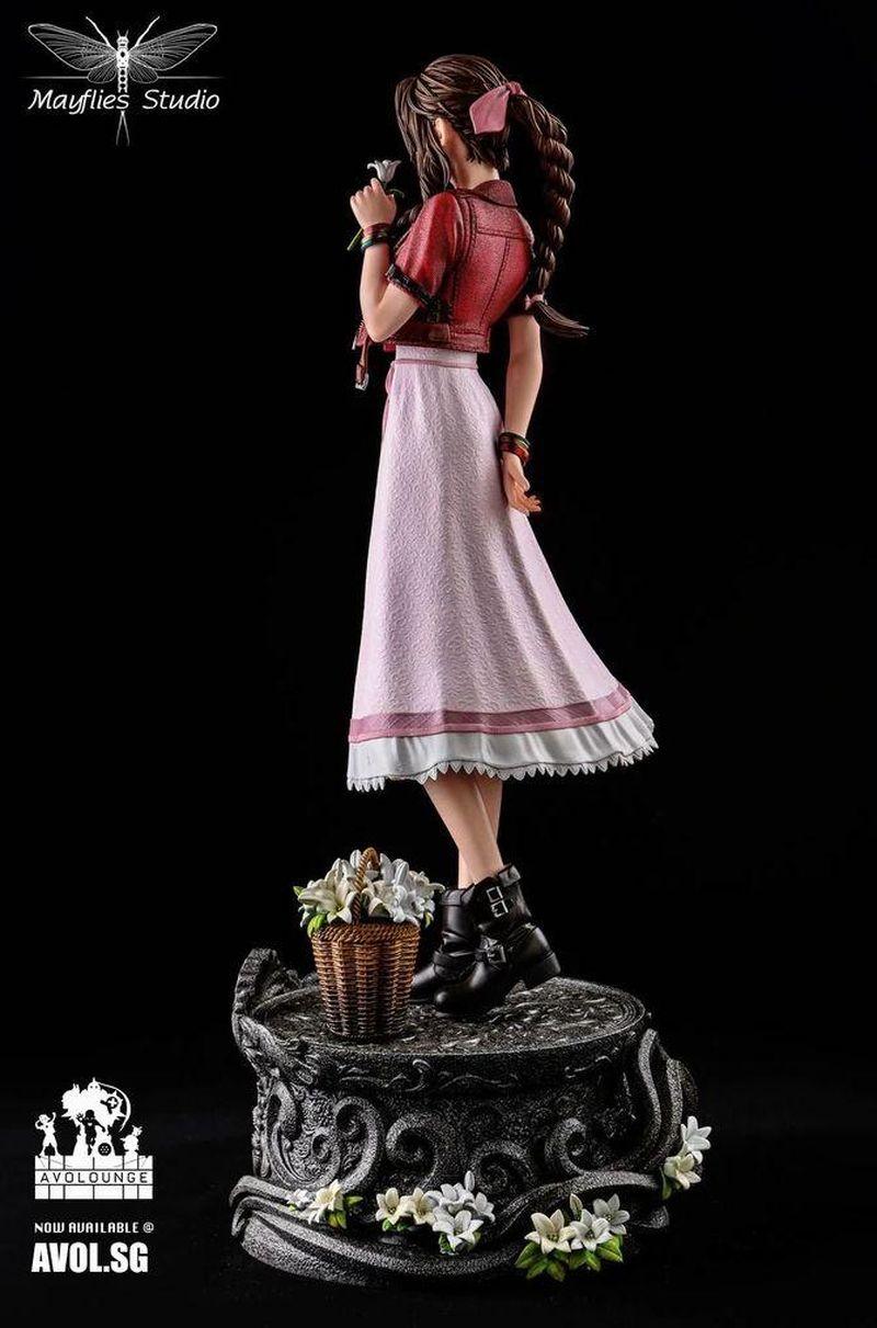 Нежная красота - представлена новая фигурка Айрис из ремейка Final Fantasy VII