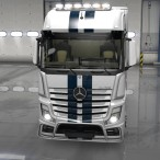 Mercedes Benz Actros MP4 V 2.0 Truck-3
