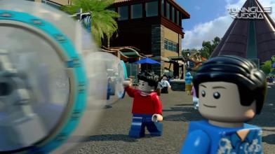 «LEGO Мир Юрского периода» - открыт! [RuS DuB]