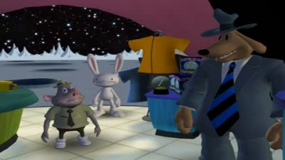 Sam & Max: Bright Side of the Moon #2