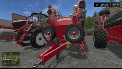 Бесплатное DLC для Farming Simulator 2017 (Horsch)